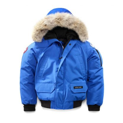 488d93824d57 Hot Sale Canada Goose pbi-blue Youth PBI Chilliwack Bomber Canada Goose  Outlet Store Winnipeg 6605102533